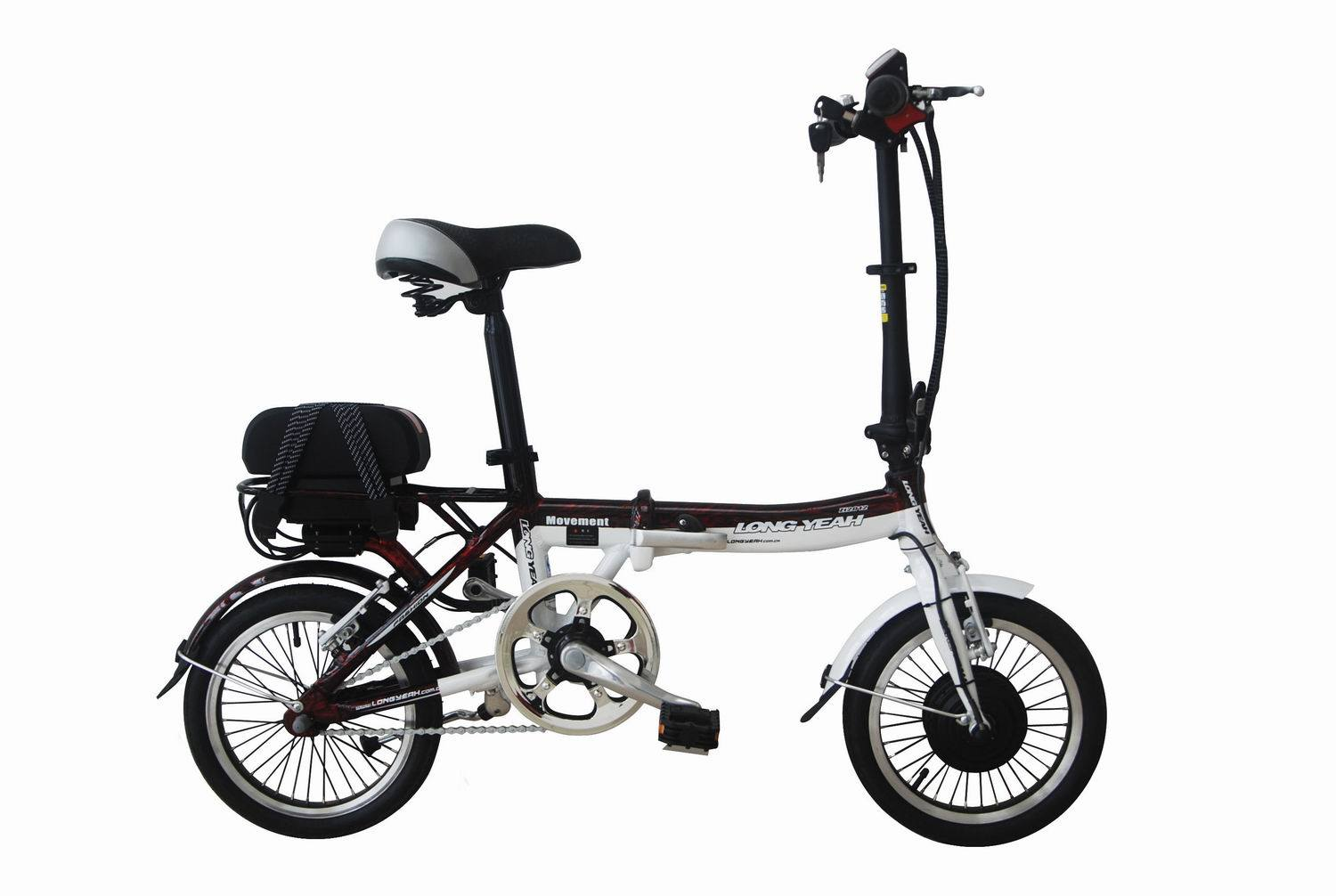 14′′ Mini Fold Electric Bike