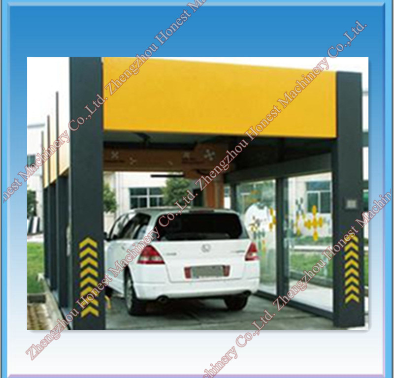 High Efficiency Automatic Car Washing Machine