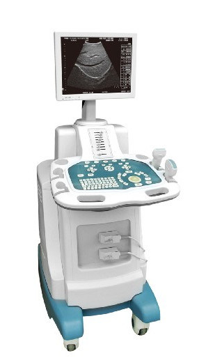 Xk21353 15inch LCD Monitor - Digital Trolley Ultrasonic Diagnostic Equipment/Ultrasound Machine (CE and ISO)