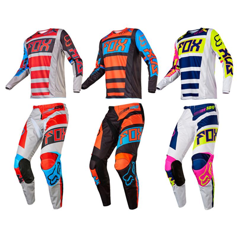 Orange Racing Clothing Mx Gear 180 Falcon Motocross Jerseys (AGS03)