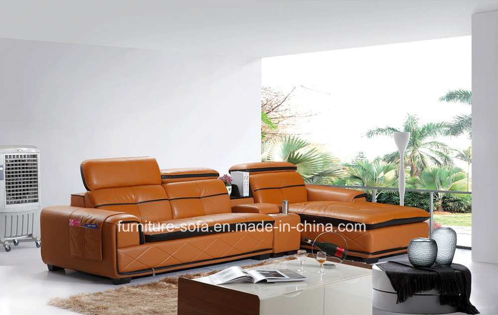 China Hot Sales Living Room Furniture Chaise Sofa Set (SO55) Photos  1000 x 633