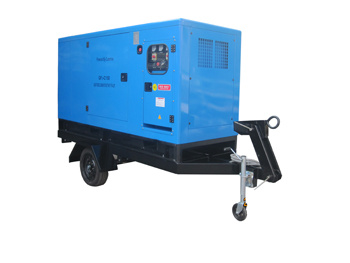 200kVA Cummins Engine Silent Diesel Generator Set