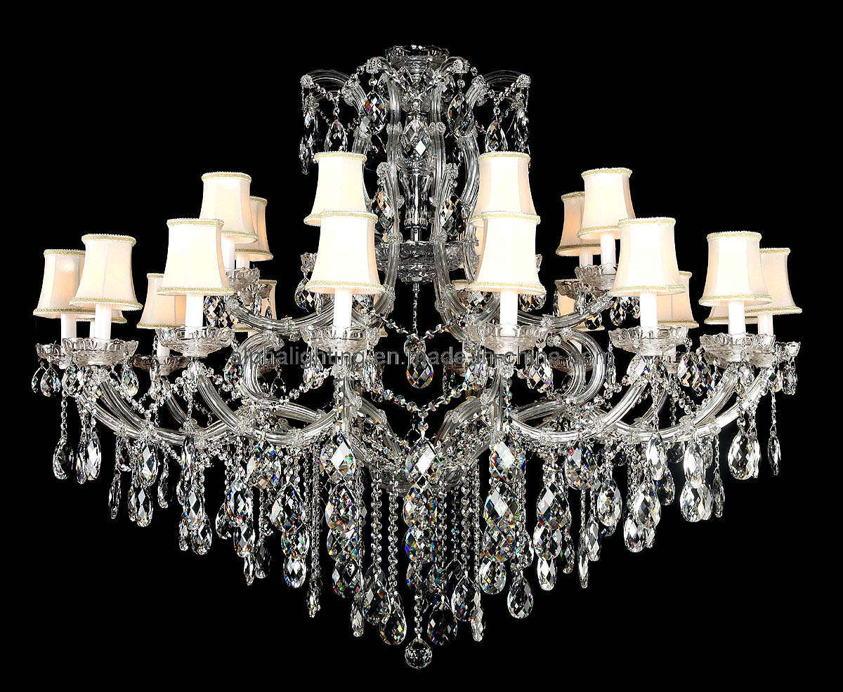 China Beautfull Modern Crystal Chandelier Lamp AM2129 24