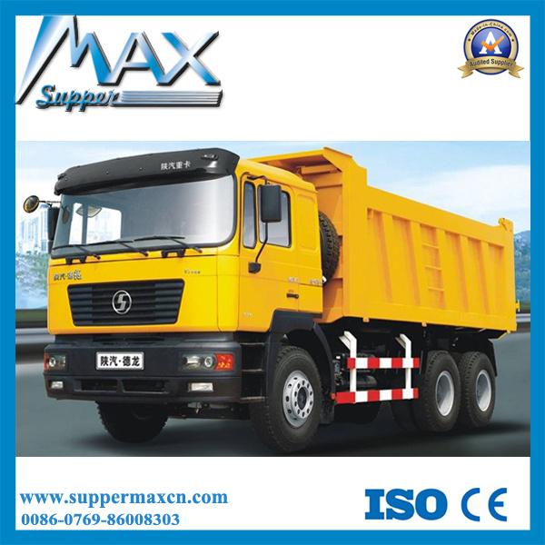 6m Shacman F2000 6*4 Dump Truck