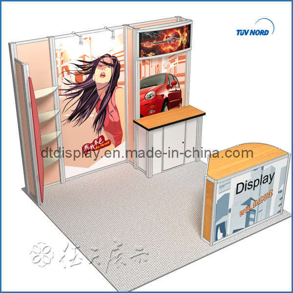 Exhibition Booth En Espanol : China exhibition stand used for trade show a