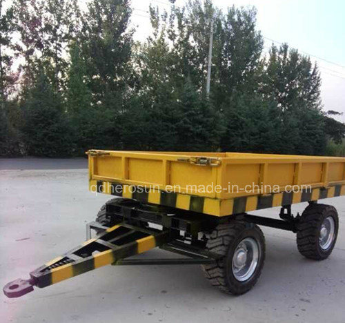 2 Tons Luggage Carrier Trailer