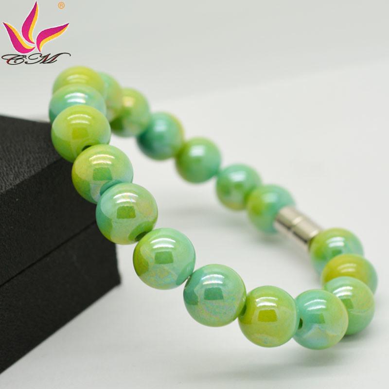 Fashion High Quality Bio Magnetic Germanium Power Bracelet Jewelry