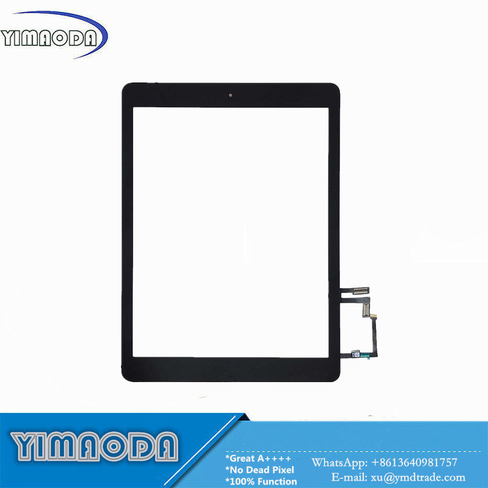 New Best Quality Touch Screen for iPad 5 Air Touch Screen Display