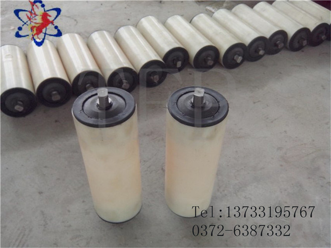 Natural Color High Wear Resistance Plastic Roller