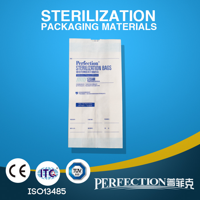 Hot Sale Medical Autoclave Sterilization Bags, Sterilization Packaging