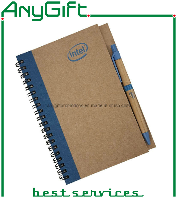 Notebook with Customized Logo (AG-NB-020)