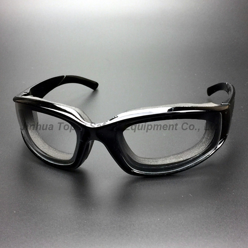 Latest Design Safety Glasses with EVA Pads Inside (SG132)