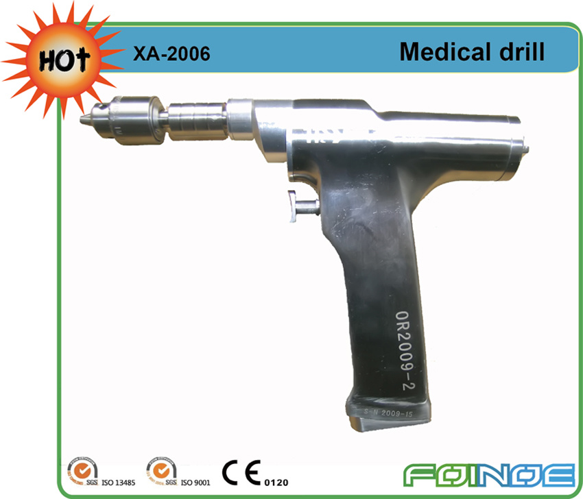 Xa2006 Cheap Price and Hot Sale Medical Bone Drill with CE