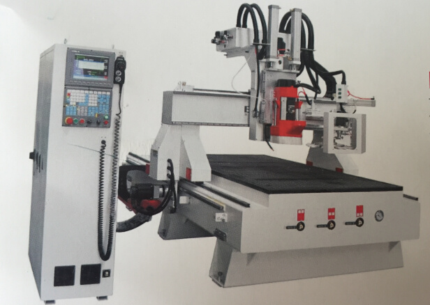CNC Router Wood Carving Machinery