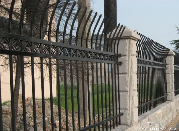 Garden & House Wrought Iron Fencing