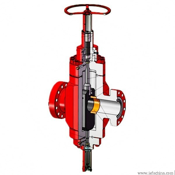 FC Type Gate Valve Drilling Petroleum Equipment for Wellhead