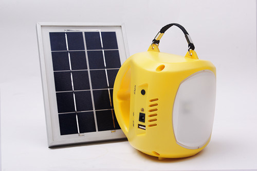 Rechargeable LED Solar Camping Lamp (SF-202)
