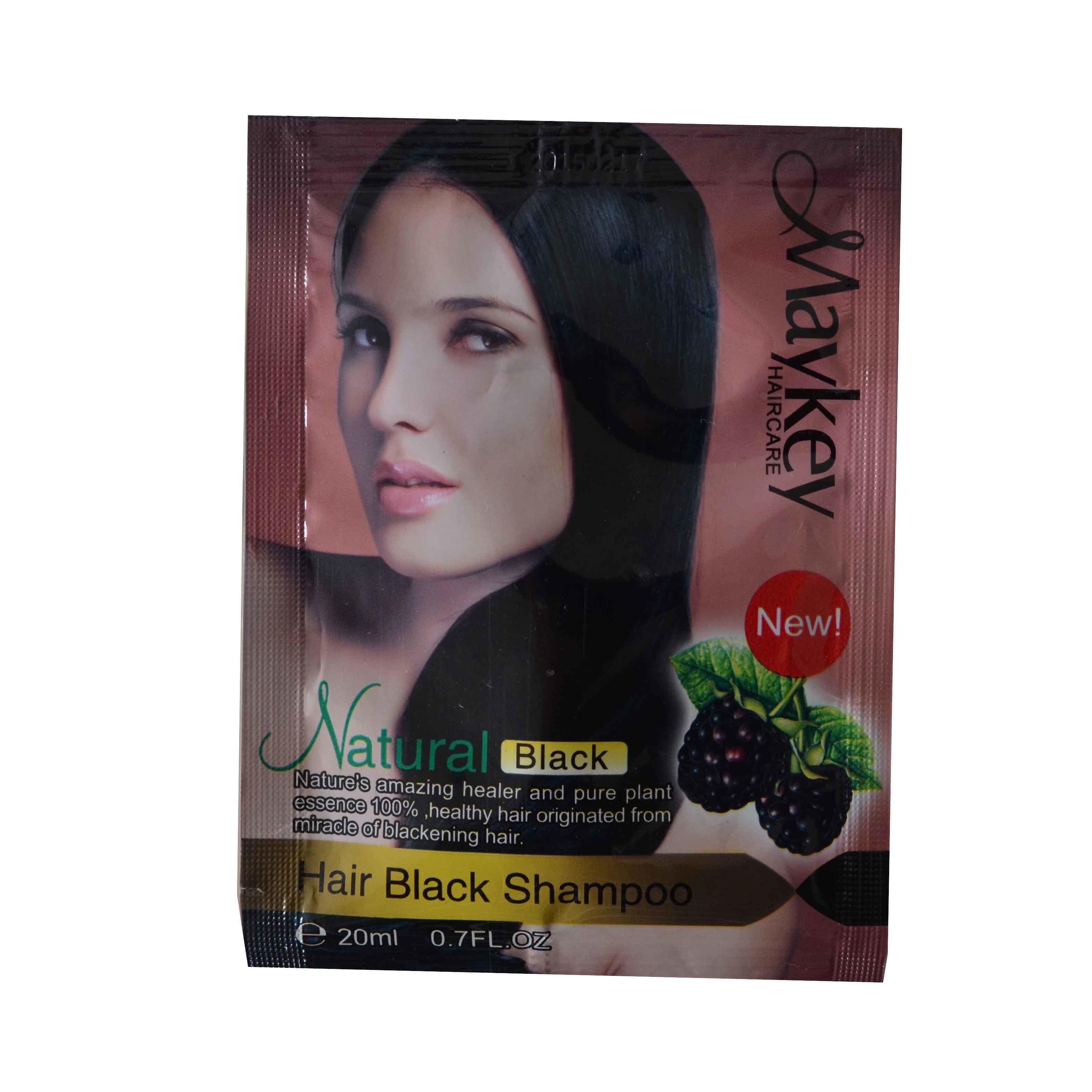 Maykay Olive Hair Blackening Shampoo 20ml