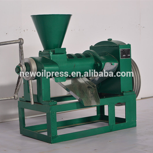 Small Oil Mill Press