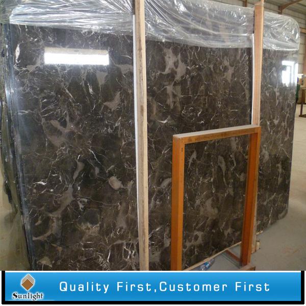 Cheap China Emperador Dark/Brown Marble Paving Slabs for Countertops