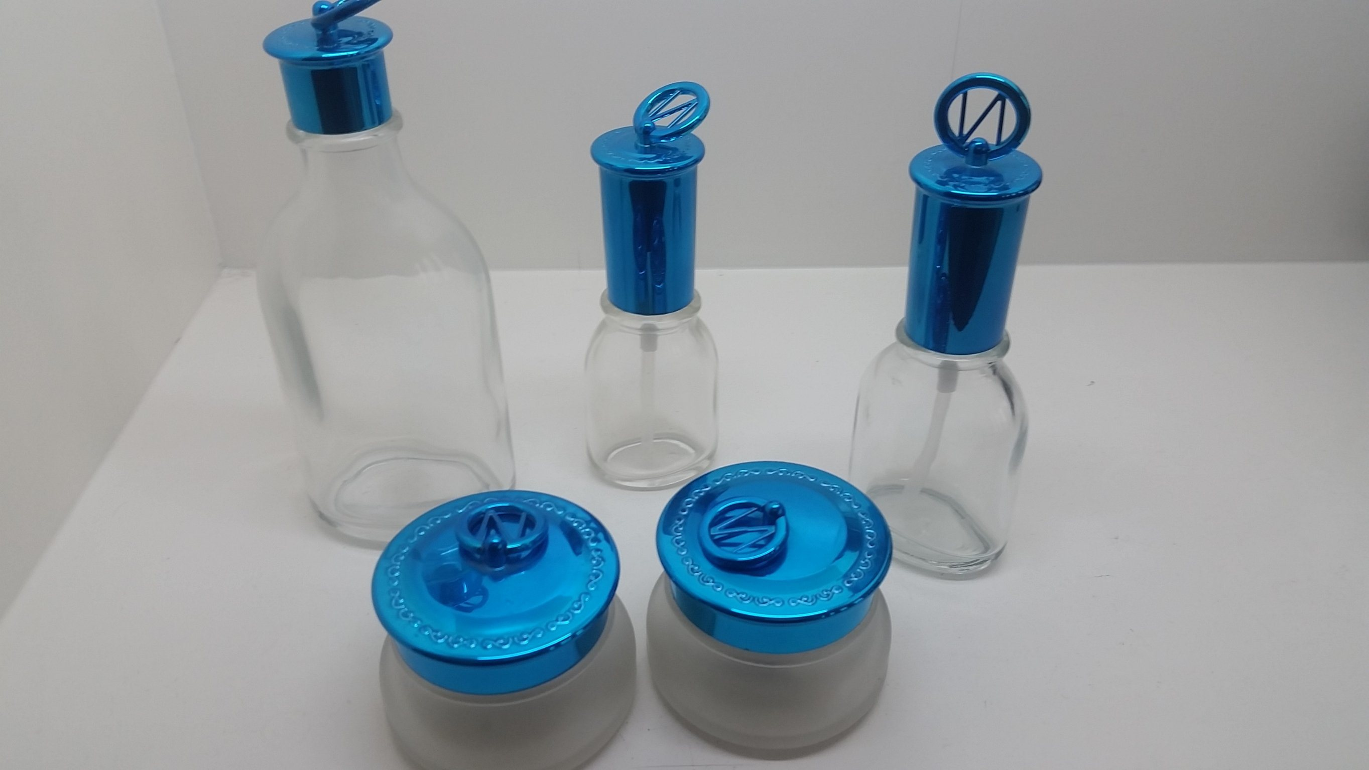 Qf-A3969 High Quality Glass Bottle
