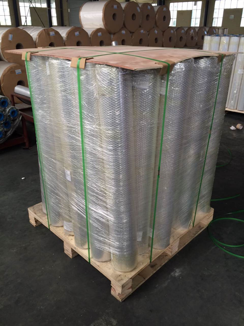 CPP Metallized PP Polypropylene Co-Extruding Film