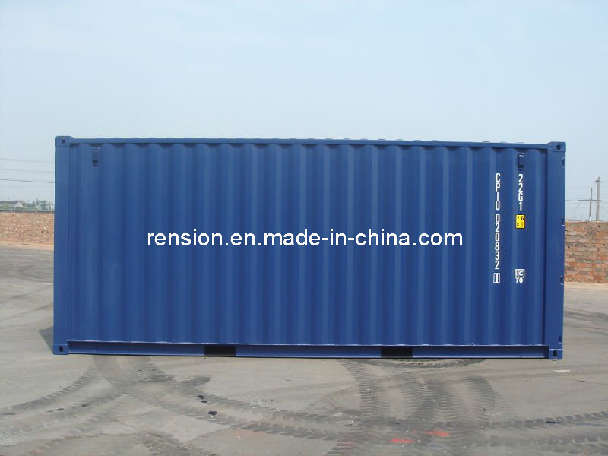 ISO 20 Feet Shipping Container