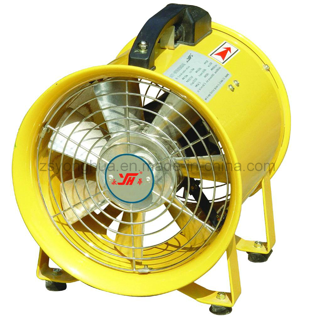"12"" Portable Ventilation Fan with CE/CB/SAA Approvals"