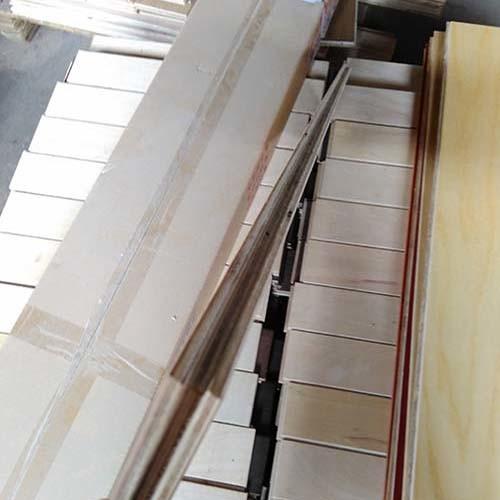 UV Paint Finish Unilin Lock 15mm Birch Engineered Wood Flooring