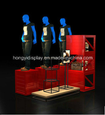 Shopfront with Mannequins for Retail Shop, Window Display