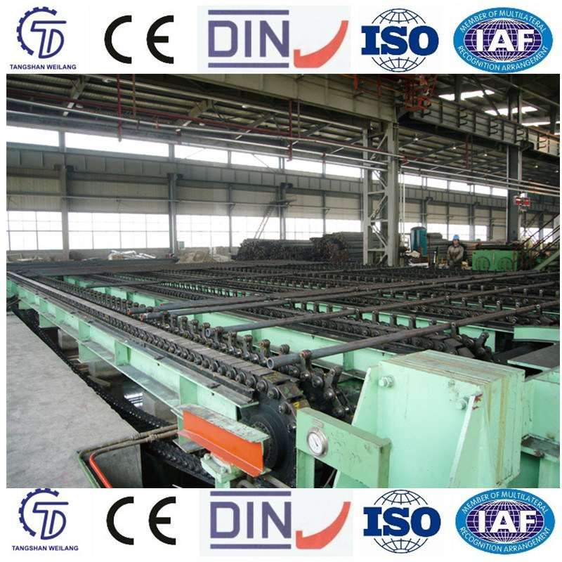 High Speed Wire Rod Laying Head