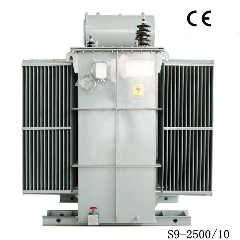 35kv/0.4kv 2500kVA Oil Immersed Power Transformer (S9-2500/35)