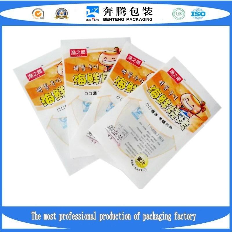 High Temperature Vacuum Packaging Bags