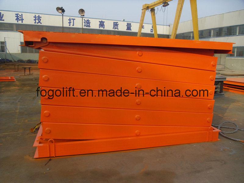 10t 3m Heavy Duty Freight Scissor Lift