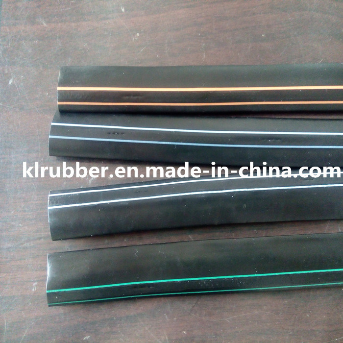 Agricultural Drip Irrigation Tape with Blue Line