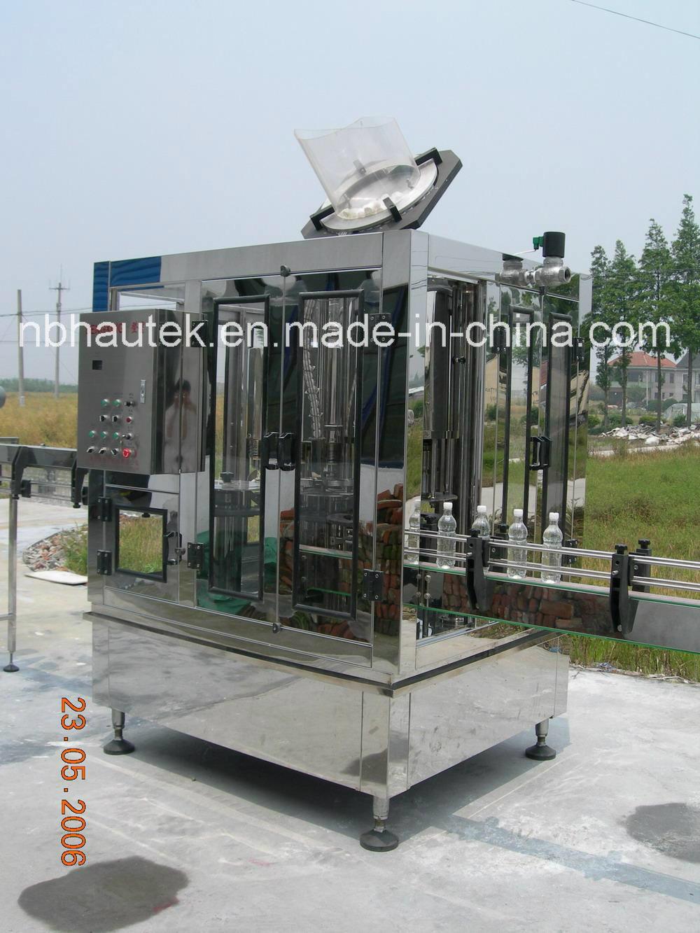 Automatic Bottle Filling Machine