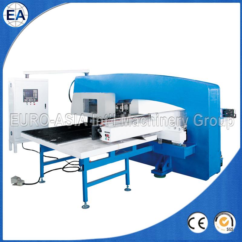 CNC Servo Turret Punch Press
