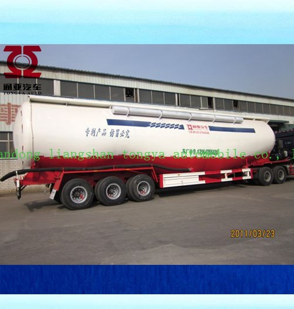 2015 China Manufacturer Cement Bulk Trailer for Sale