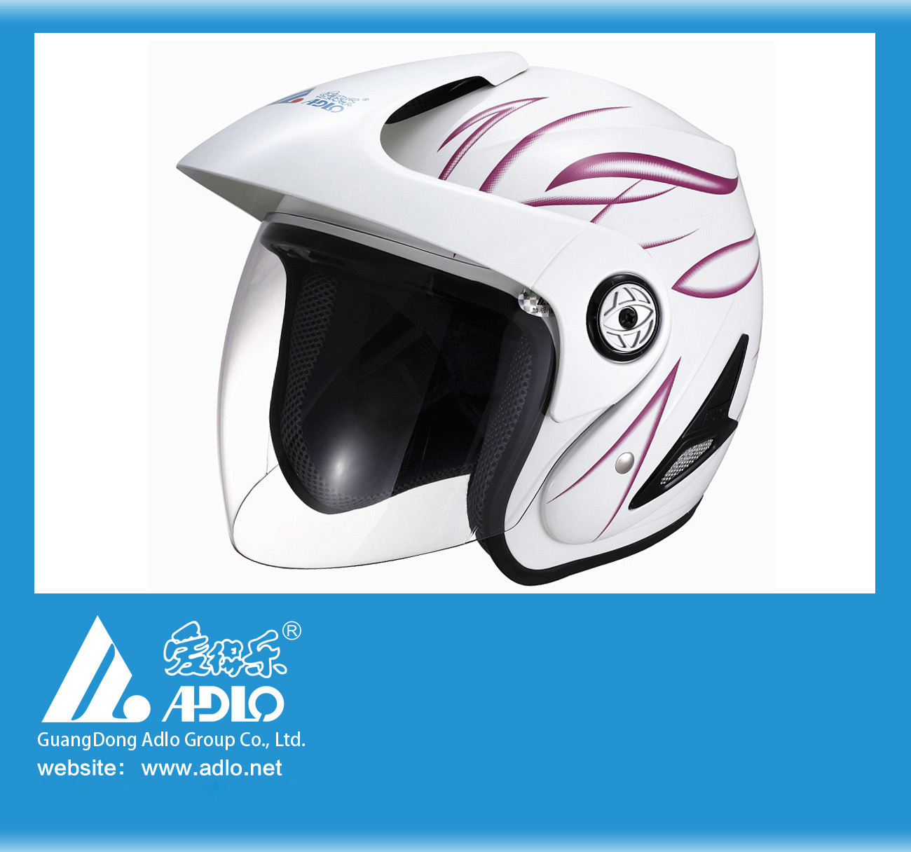 Motorcycle Safety Helmet (305C)