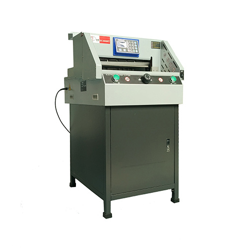 DC-8646rt Electric Program-Controlled Paper Cutting Machine