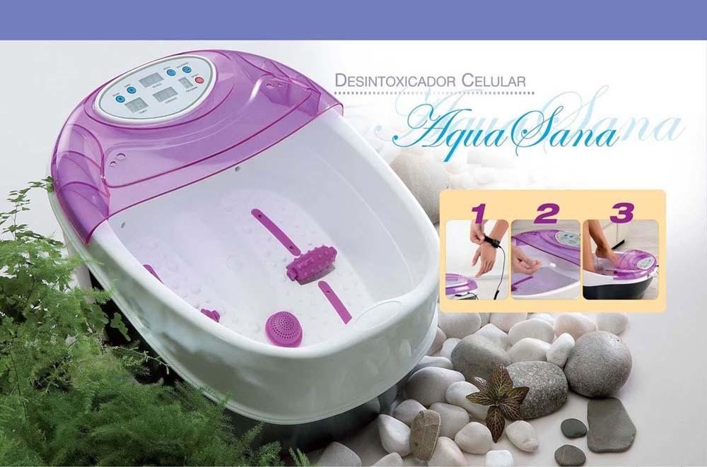 ion detox spa machine