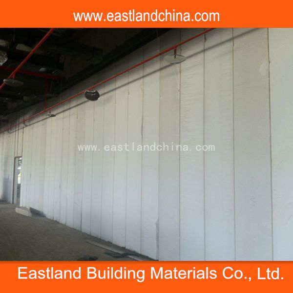 Steel Reinforced Lightweight AAC Wall Panel