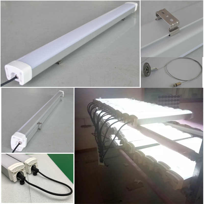 Waterproof T8 50W 5FT 1.5m LED Tube Lamp LED Tri-Proof Lighting