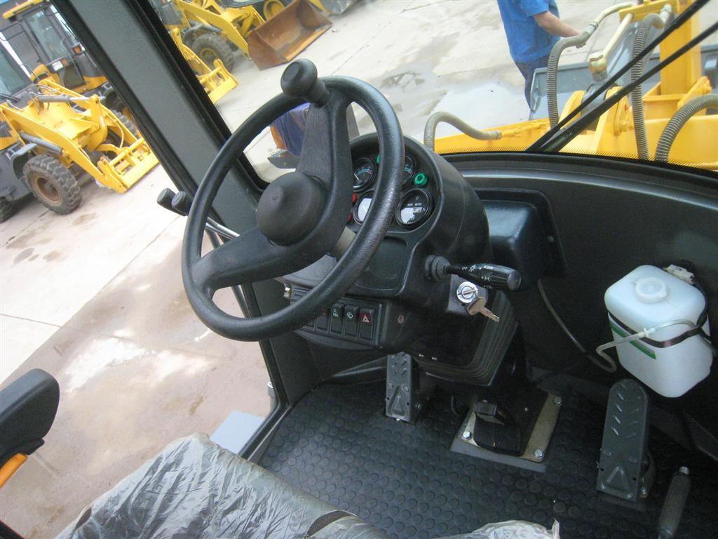 15kw Mini Wheel Loader CS915