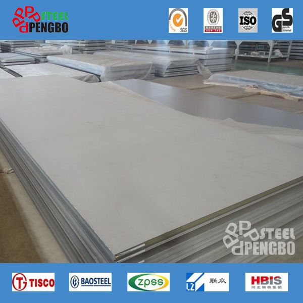 321 304 316 Stainless Steel Sheet Plate with CE