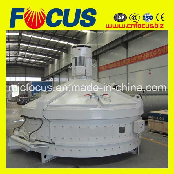 500L, 750L, 1000L, 1500L Planetary Concrete Mixer for Fine Aggregate