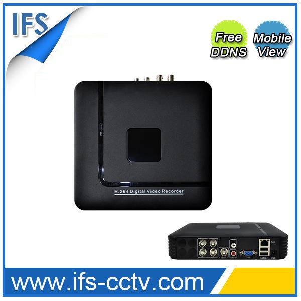 4CH D1 Network Standalone DVR (ISR-3204B)