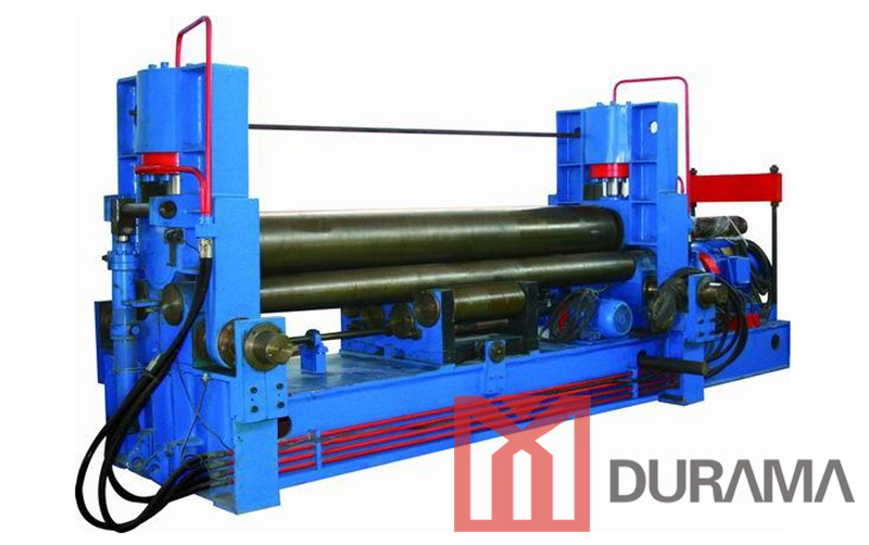 W11s Upper-Roll Series Three -Roll Bending Machine with Warranty 3 Years, Ce, SGS, ISO Certificate
