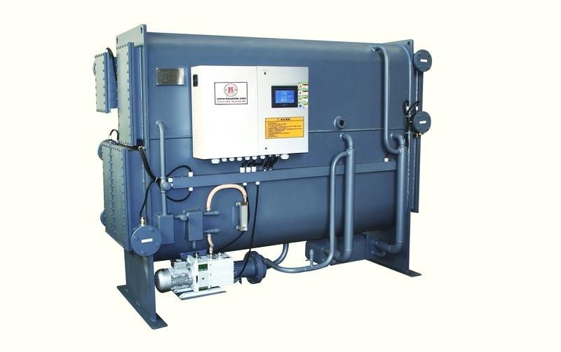 Hot Water Absorption Chiller (RXZ-1750)