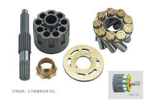 Daewoo Dh07/08 Swing Motor Hydraulic Main Pump Parts Repair Kits